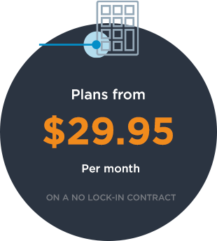 Fibre to the Building Plans from $29.95