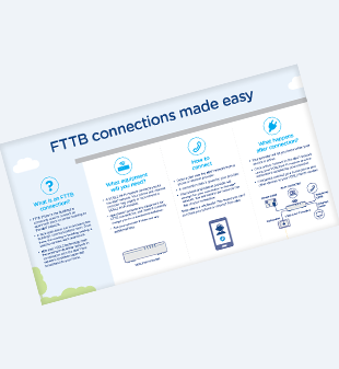 FTTB Connections made easy