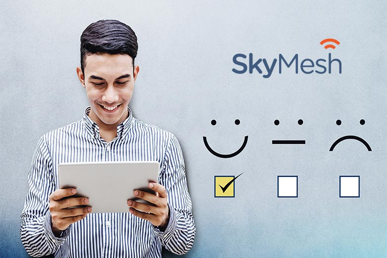 SkyMesh customer survey results are in!